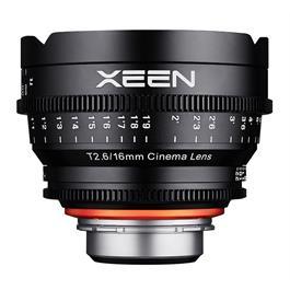 Samyang 16mm T3.1 XEEN Cine Lens - Nikon F Mount thumbnail