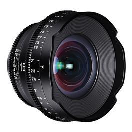 Samyang 16mm T3.1 XEEN Cine Lens - Sony E Mount