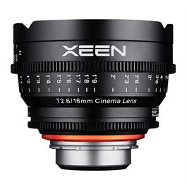 Samyang 16mm T3.1 XEEN Cine Lens - Micro 4/3 Mount thumbnail