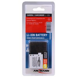Ansmann  Li-Ion Canon NB 8L battery Thumbnail Image 0