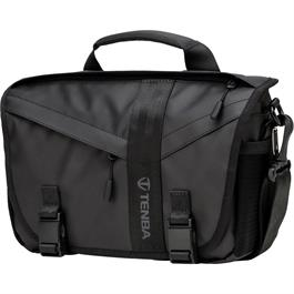 Tenba Messenger DNA 8 Shoulder Bag Black Limited Edition thumbnail
