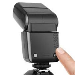 Metz M360 Compact Flashgun for Canon Cameras