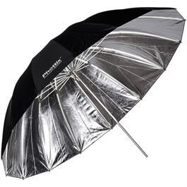 "Phottix 40"" Para-Pro Reflective Umbrella (Silver/Black)  thumbnail"