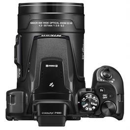 Nikon Coolpix P900 Black Thumbnail Image 10