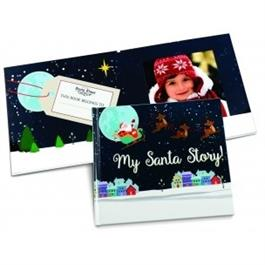 Swains My Santa Story Activity Book thumbnail