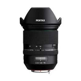 Pentax K-1 Mk II DSLR Camera & 24/70 Lens Thumbnail Image 1