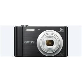 Sony Cybershot W800 Black thumbnail