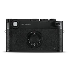 Leica M10-D Digital Rangefinder Camera Black Chrome