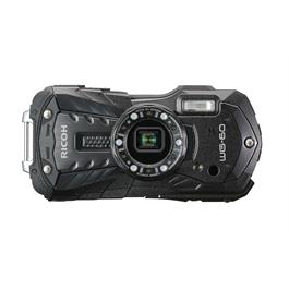 Ricoh WG-60  Black- waterproof & shockproof digital compact camera  Thumbnail Image 1