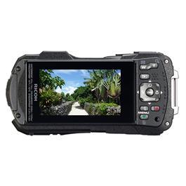 Ricoh WG-60  Black- waterproof & shockproof digital compact camera  Thumbnail Image 2