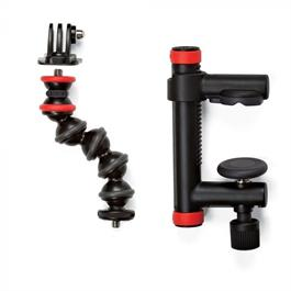 Joby Action Clamp & GorillaPod Arm for GoPro/Action Video Cameras thumbnail