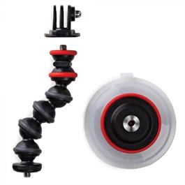 Joby Suction Cup & GorillaPod Arm for GoPro/Action Video Cameras thumbnail