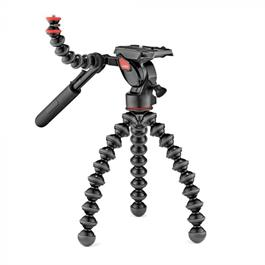 Joby GorillaPod 5K Video PRO Flexible Tripod with Fluid Head thumbnail