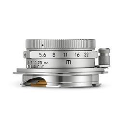Leica Summaron-M 28mm f/5.6 ASPH Lens Silver Chrome thumbnail