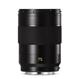 Leica APO-SUMMICRON-SL 75mm f/2 ASPH Black Anodised thumbnail