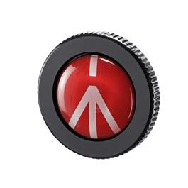 Manfrotto ROUND-PL Quick Release Plate for Compact Action  thumbnail