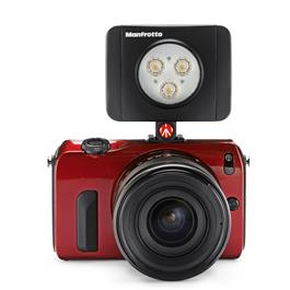 Manfrotto Lumimuse 3 On-Camera LED Light Thumbnail Image 1