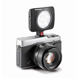 Manfrotto Lumimuse 6 On-Camera LED Light Thumbnail Image 1