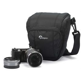 Lowepro Toploader Zoom 45 AW II Camera Bag - Black Thumbnail Image 2