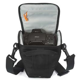 Lowepro Toploader Zoom 45 AW II Camera Bag - Black Thumbnail Image 6