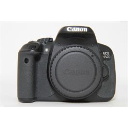 Used Canon 650D Body thumbnail