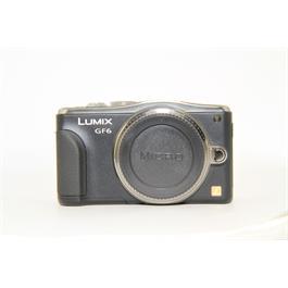 Used Panasonic GF6 Body thumbnail