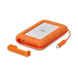 LaCie 500GB Rugged Thunderbolt & USB-C SSD Drive thumbnail