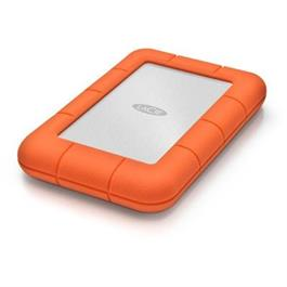 LaCie 4TB Rugged USB-C Portable Hard Drive thumbnail