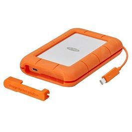 LaCie 2TB Rugged Thunderbolt & USB-C External Hard Drive thumbnail