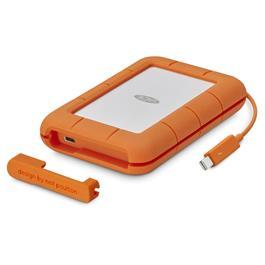 LaCie 2TB Rugged Secure USB-C Portable Hard Drive thumbnail