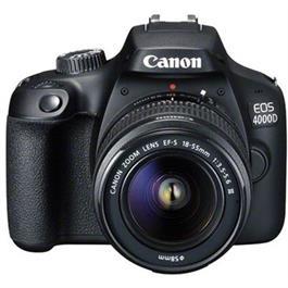 Canon EOS 4000D 18-55 10-18 bundle thumbnail