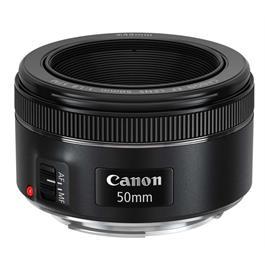 Canon EF 50mm f/1.8 STM Standard Lens thumbnail