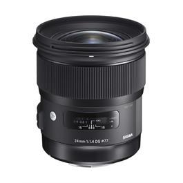 Sigma 24mm F1.4 DG HSM Lens - Canon Fit thumbnail