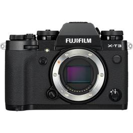 Fujifilm X-T3 Digital Camera - Black Open box thumbnail