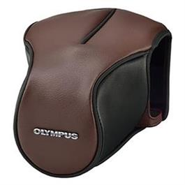 Olympus CS-46FBC Leather Body jacket for E-M5-Br thumbnail