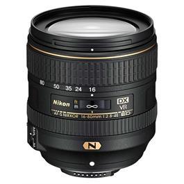 Nikon AF-S DX Nikkor 16-80mm f/2.8-4E ED VR Zoom Lens thumbnail