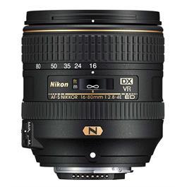 Nikon AF-S DX Nikkor 16-80mm f/2.8-4E ED VR Zoom Lens Thumbnail Image 1