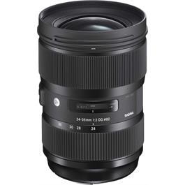 Sigma 24-35mm f2 DG HSM Art lens - Nikon thumbnail