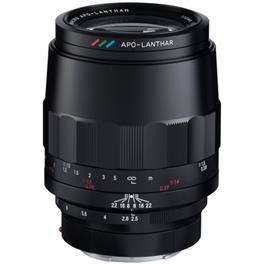 Voigtlander 110mm Macro Lens - Sony E-mount Thumbnail Image 1