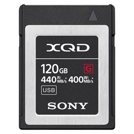 Sony 120GB XQD Card 440mb/s Read 400mb/s thumbnail
