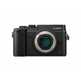 Panasonic Lumix GX8 Digital camera Body - Black Thumbnail Image 1