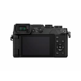Panasonic Lumix GX8 Digital camera Body - Black Thumbnail Image 3