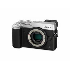 Panasonic lumix GX8 digital camera Body - Silver thumbnail