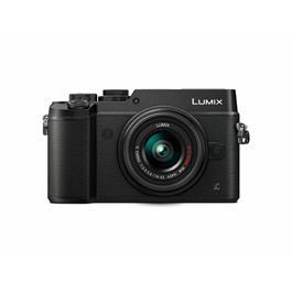 Panasonic Lumix GX8 Digital Camera + 14-42mm Lens Black Thumbnail Image 1