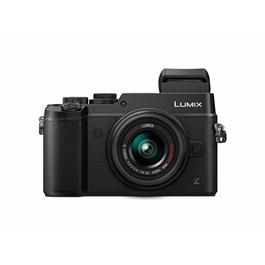 Panasonic Lumix GX8 Digital Camera + 14-42mm Lens Black Thumbnail Image 2