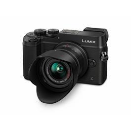 Panasonic Lumix GX8 Digital Camera + 14-42mm Lens Black Thumbnail Image 4
