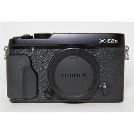 Fujifilm Used Fuji X-E2s Body Black thumbnail