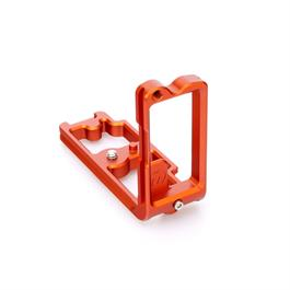 3 Legged Thing Zelda L Bracket for Nikon Z6/7 Copper