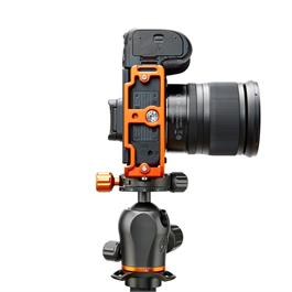 3 Legged Thing Zelda L Bracket for Nikon Z6/7 Copper