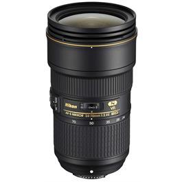 Nikon AF-S Nikkor 24-70mm f/2.8E ED VR Standard Zoom Lens Thumbnail Image 0